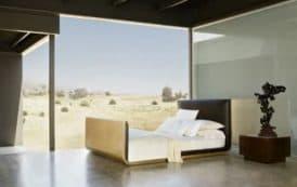 Los muebles de Calvin Klein
