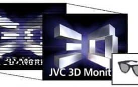 Monitor 3D de JVC
