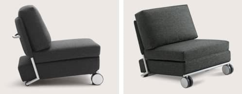 Sill n cama trinus puede ser un sill n o una chaise lounge for Sillon cama un cuerpo