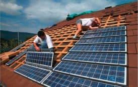 Paneles fotovoltaicos de Imerys