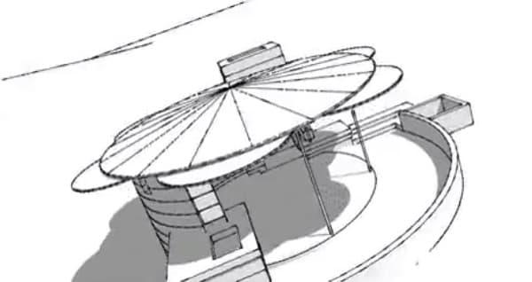 Concurso Guggenheim - SketchUp