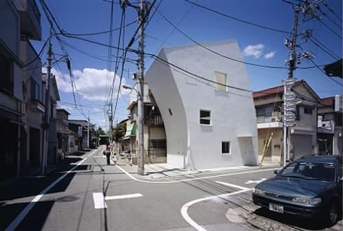 moderna casa minimalista