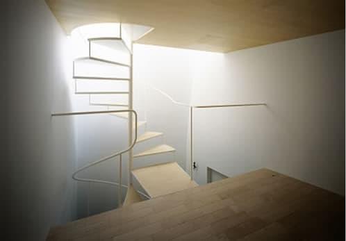 escalera de vertigo