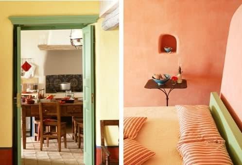 Colores del mediterr neo para pintar la casa casa isla for Colores nuevos para pintar la casa