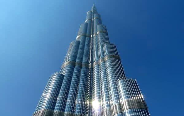 Burj Dubai ya es