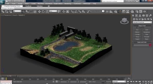 Realidad Aumentada en 3DS Max con el plugin de AR-media