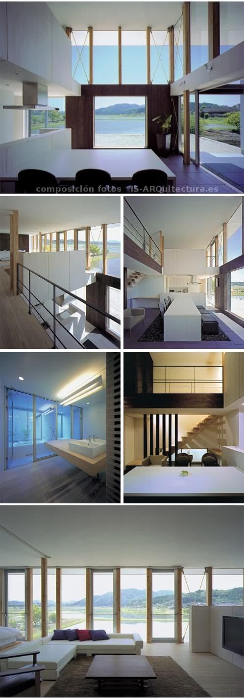 fotos del interior de la casa shunan