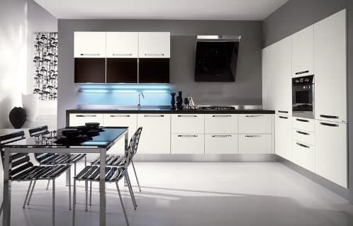 Muebles de cocina con dise o italiano en gran variedad de for Muebles de cocina italianos