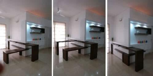 Muebles para la cocina que se ocultan