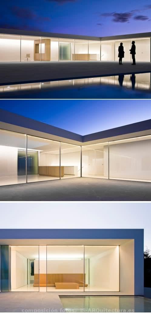 casa-atrio-exterior-noche