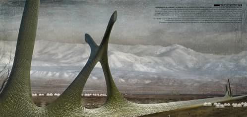 La Ciudad Lineal de la Ruta de la Seda