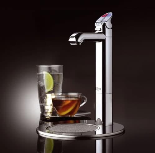 ZIP HydroTap: dispensador de agua hirviendo / fría