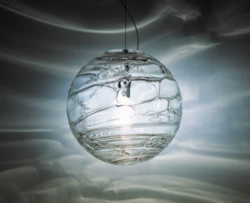 lampara-colgar-esfera-vidrio-soplado