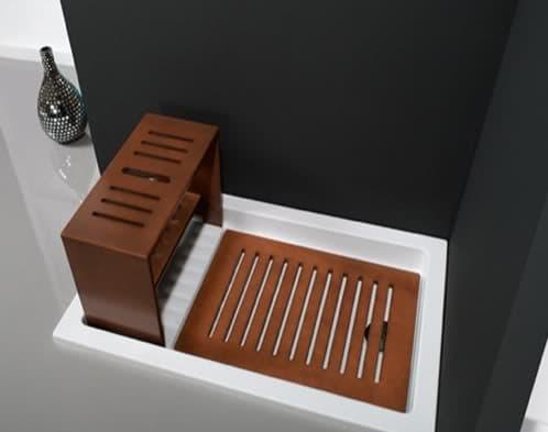 Platos de ducha con asiento plataforma y mamparas - Duchas con asiento ...
