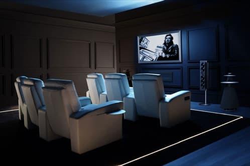 Butaca para salas de cine en casa - Butacas cine en casa ...
