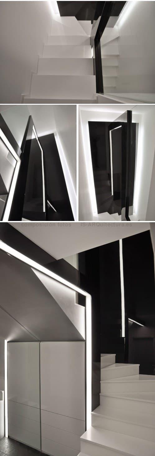 escalera-moderno-apartamento-minimalista