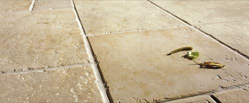 Pavimento de gres porcel nico imitando piedra antigua - Gres imitacion piedra natural ...