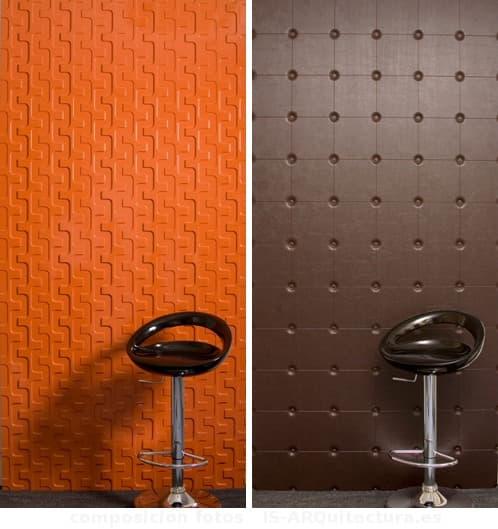 Impressions paneles con relieves para decorar las paredes - Paneles decorativos bano ...