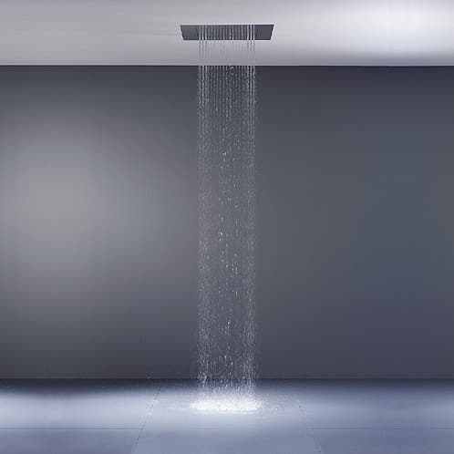 Big rain sencilla placa para convertir la ducha en una lluvia - Soffione doccia soffitto ...