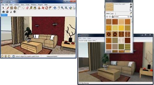 Shaderlight renders hiperrealistas para sketchup