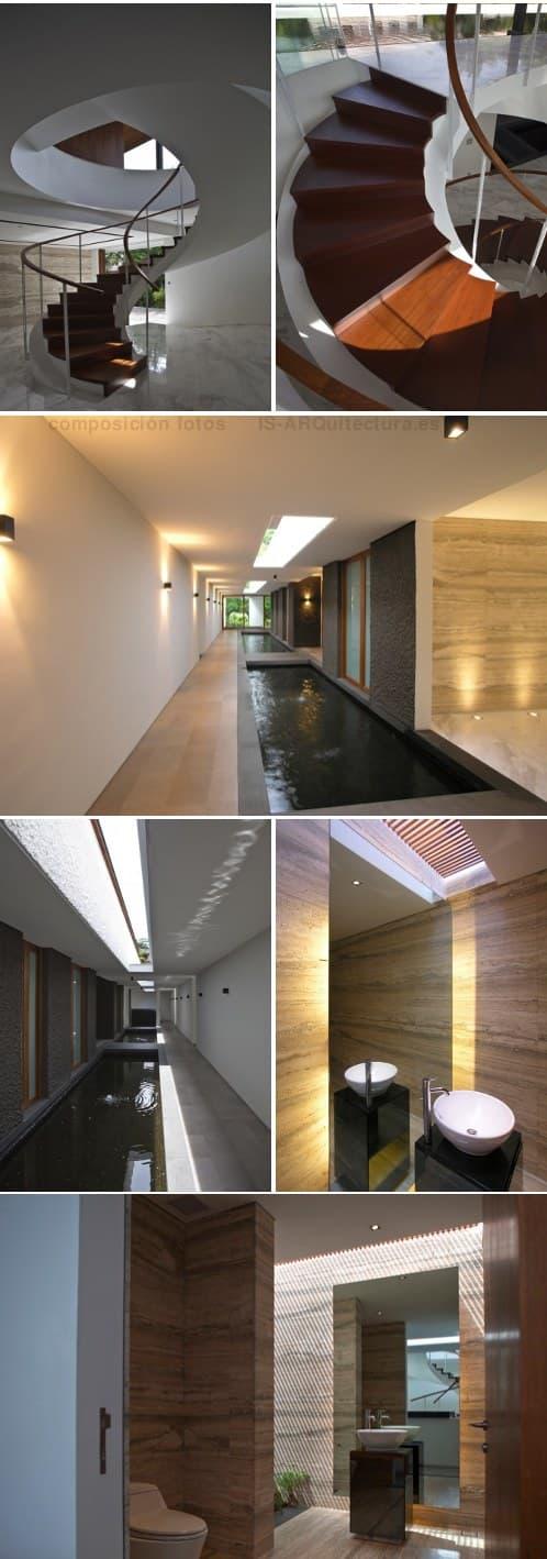casa-refrigerada-lamina-de-agua fotos del interior