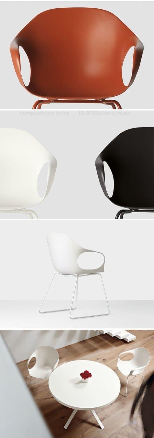 moderna-silla-poliuretano-elephant