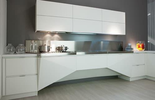 MESH: Diseños de cocinas futuristas
