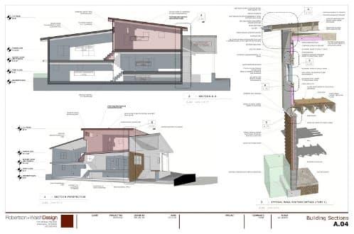 Ejemplos de planos de proyecto generados con sketchup pro for Software planos arquitectonicos