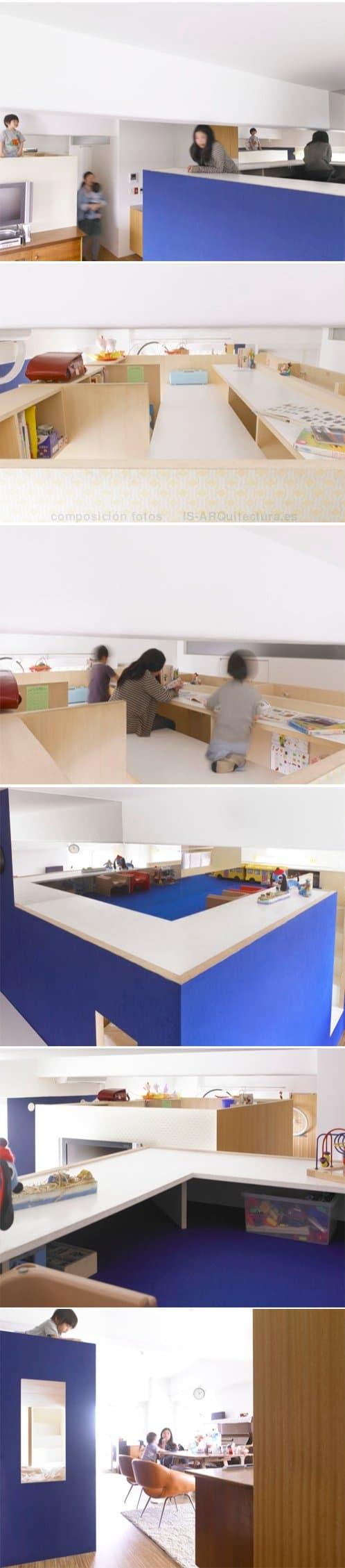 nr1977-camas-niños-con-escritorio arriba