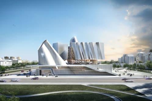 Parlamento de Albania (Tirana)