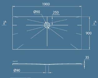 dimensiones-planto-ducha-extra_plano-Duscholux