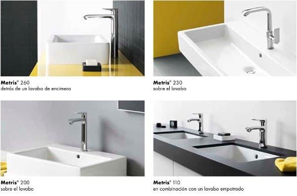 modelos-grifo-Metris-para-lavabo-Hansgrohe