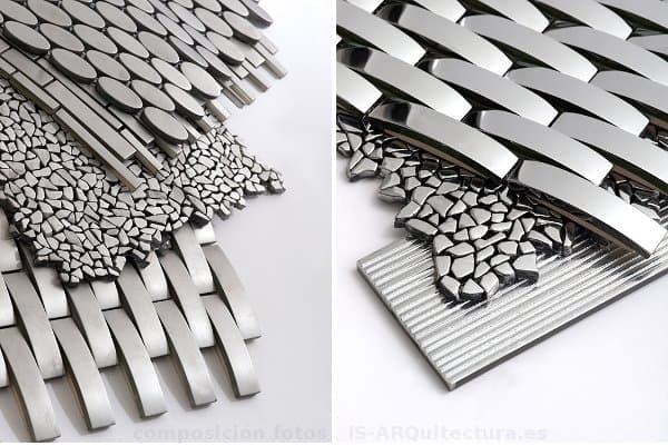mosaicos-azulejos-metalicos de Nemo