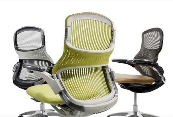 Generation: silla de oficina
