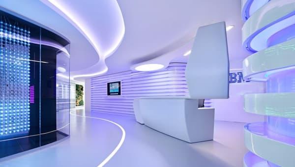 Nuevas oficinas de IBM en Roma