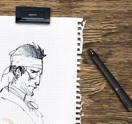 Inkling: nueva manera de digitalizar los bocetos