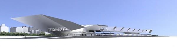 Estacion-terminal-AVE-Huelva-Rafael_de_la_Hoz, imagen render