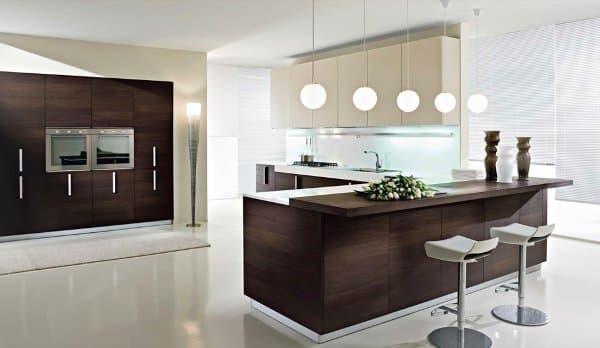 Magika: muebles de cocina con panel ecológico idroleb