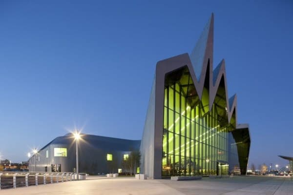 Museo-Riverside-del-Transporte-Glasgow