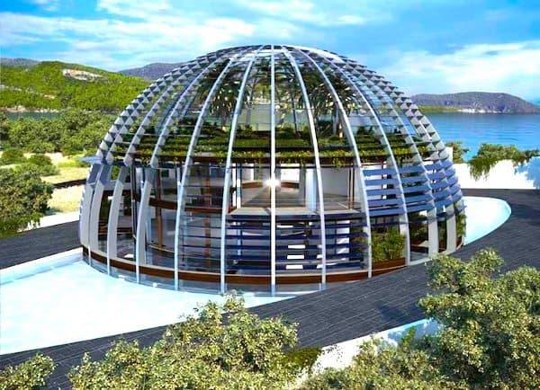 casa-ecologica-Naomi_Campbell-isla_Sedir, render exterior