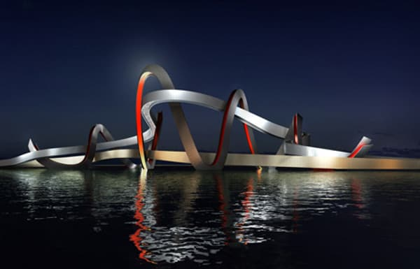 idea-puente-peatonal-Hangzhou-China