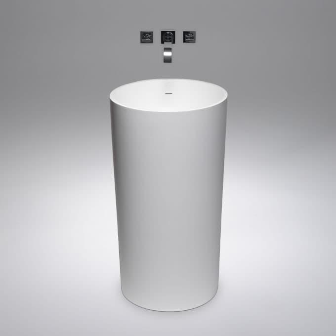 decorar lavabo con pie ? Doitri.com