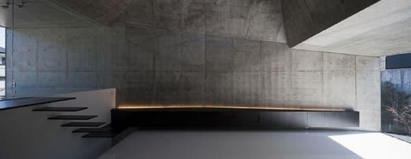 moderna-casa-hormigon-en-Abiko-Fuse_Atelier