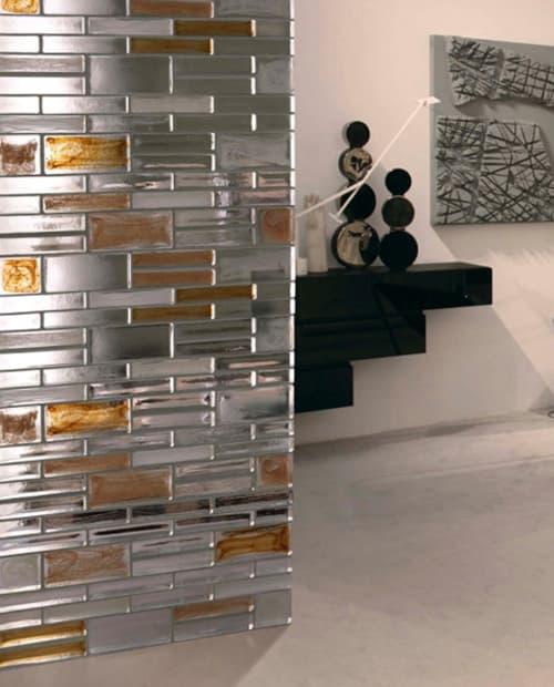 Dividir espacios con elementos translúcidos