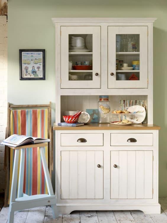 Steamer bay colecci n muebles cocina de madera pintada for Muebles de cocina clasicos