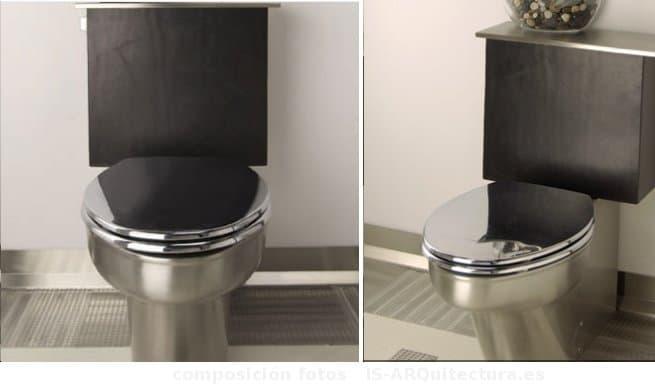 lavabos inodoros y ba era de acero inoxidable