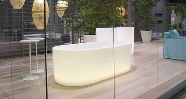 OIO: bañera con luz, de Antonio Luppi