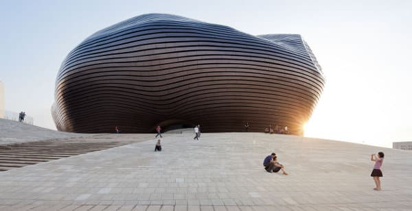 Museo Ordos, de MAD Architects