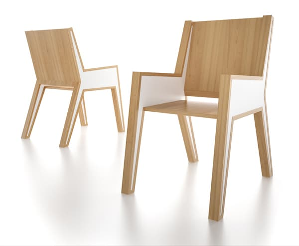 Outline-Outline-silla-madera-colores