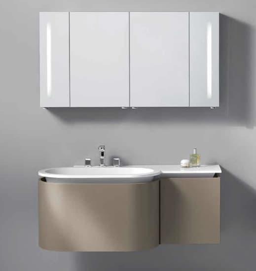 Lavo colecci n de lavabos de resina mineral y muebles de ba o for Mueble accesorio bano